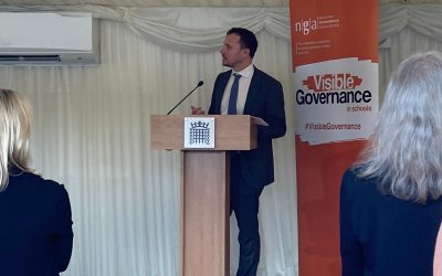 Michael Pain's speech to the National Governance Awards 2021